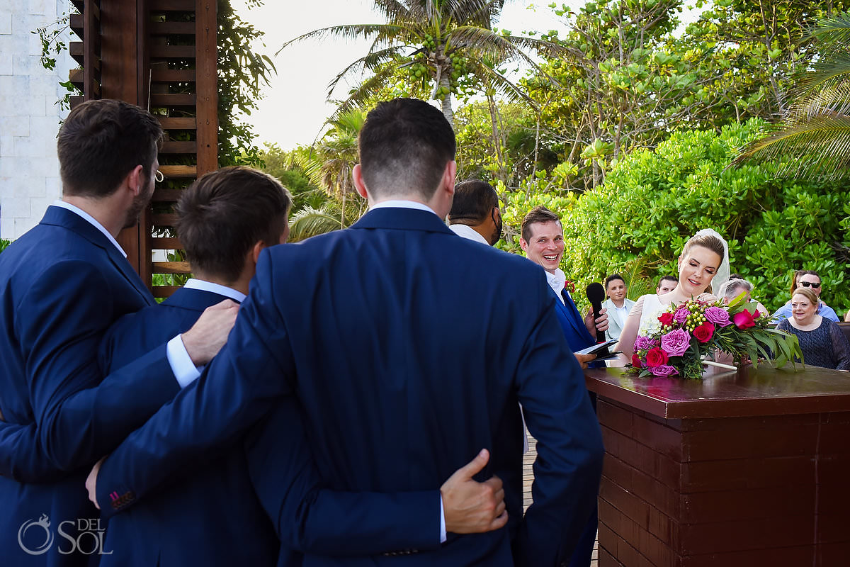 why you need a bridal party